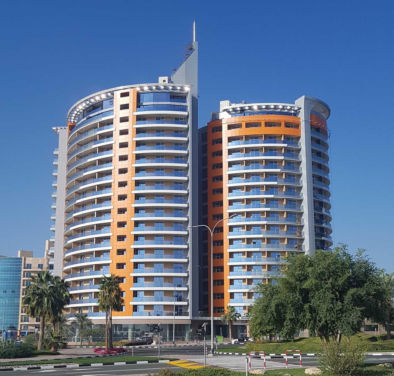 ROL Dubai Zanetti facades