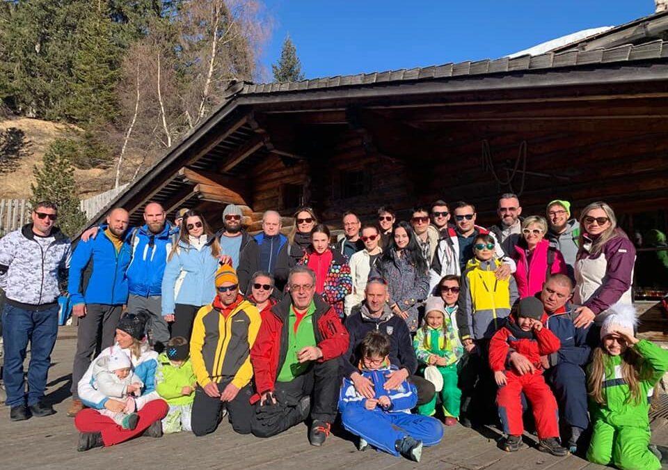 Winter Family Day in Zanetti