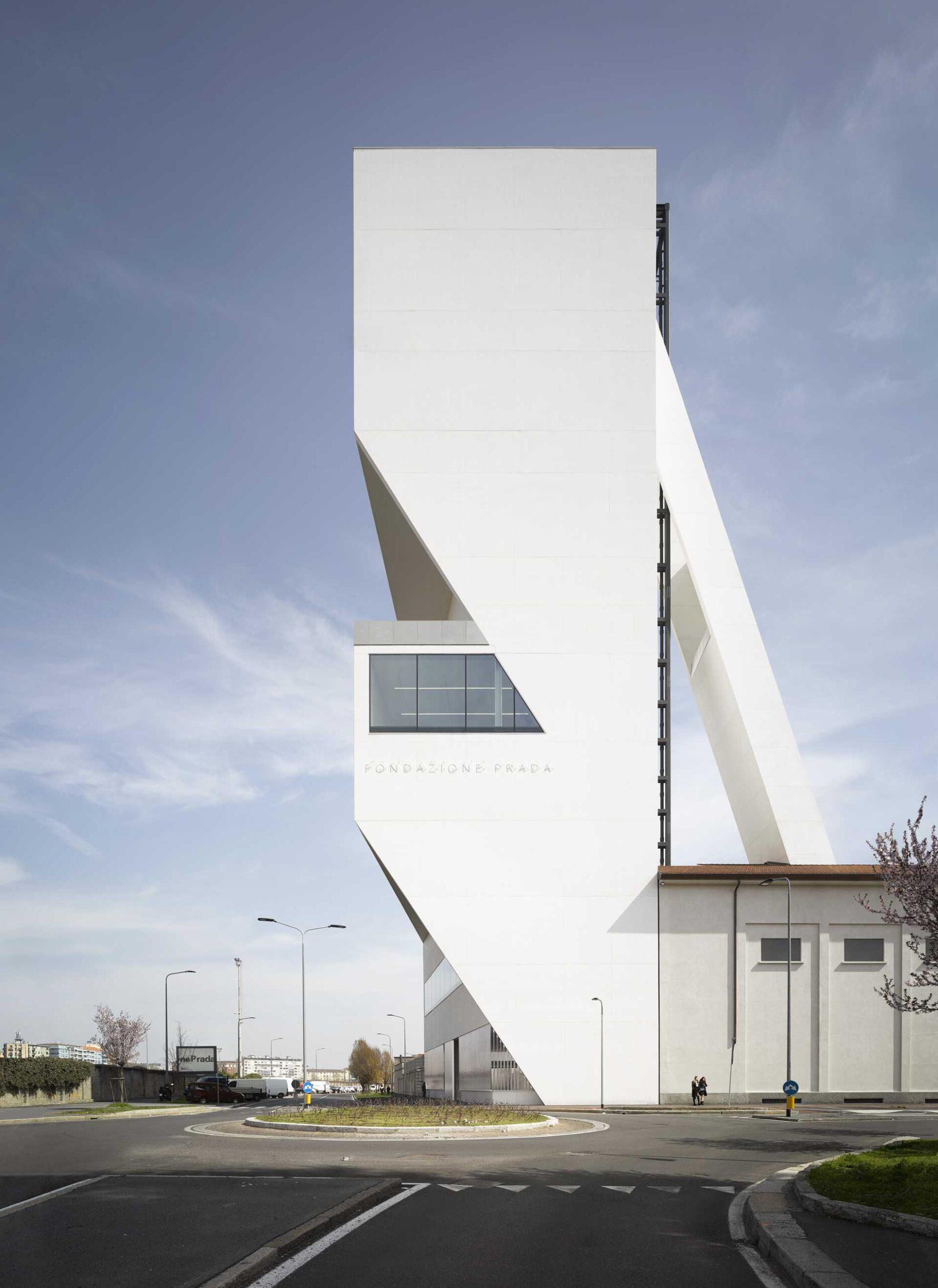 Museo Fondazione Prada - Zanetti S.r.l.