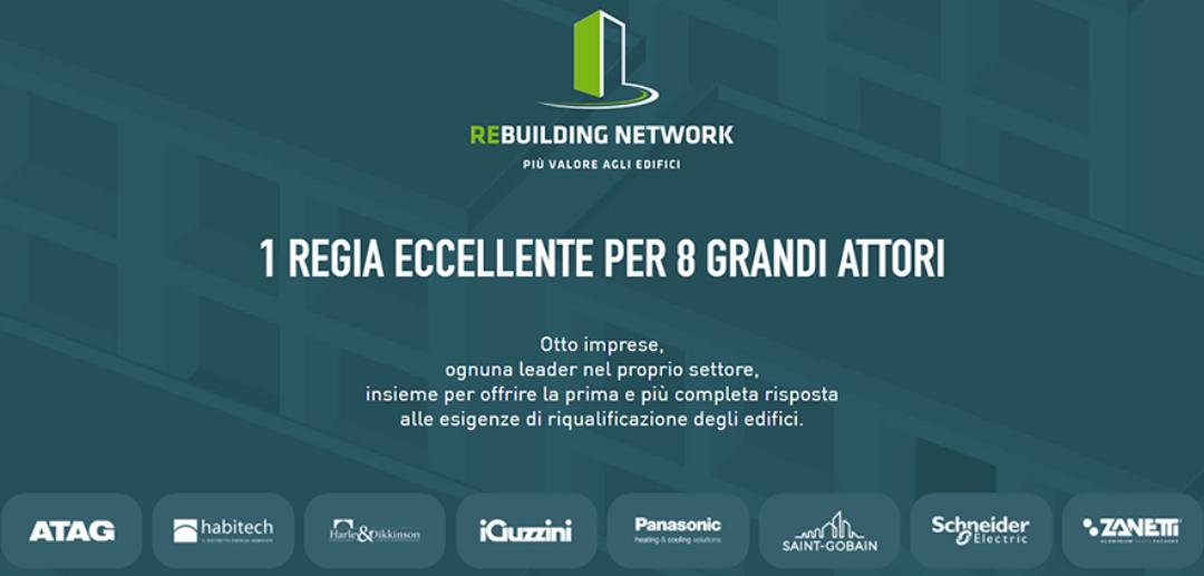 Zanetti entra nella rete di imprese REbuilding network